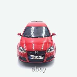 1/18 Norev Volkswagen Golf Gti Red Tornado New In Box Home Delivery