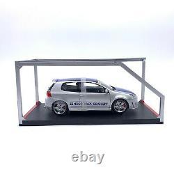 1/18 Norev Volkswagen Golf V Gti Zender Grey Blue 2005 Domestic Delivery