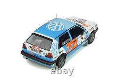 1/18 Ottomobile Volkswagen Golf Mk2 Gti 16v Gr. A N°7 Rmc 1987 Domestic Delivery