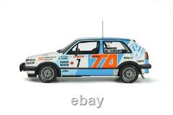 1/18 Ottomobile Volkswagen Golf Mk2 Gti 16v Gr. A No.7 Rmc 1987 Home Delivery