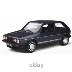 1800 Volkswagen Golf Gti Mk1 1983 More Blue 1/12 G049 Ottomobile