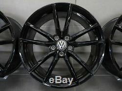 19 Inch Original Vw Golf VII 7 R Gti 5g Pretoria Rims 5g0601025aj