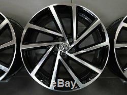 19 Inches Vw Golf Gti R 7 VII Gtd 5g spielberg Wheels 5g0601025db
