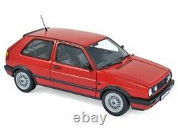 1990 Vw Volkswagen Golf Gti Red Norev 118