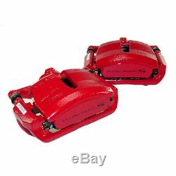 2 Calipers Front Vw Golf Gti 7 S Clubsport Original 340mm Braking Brake