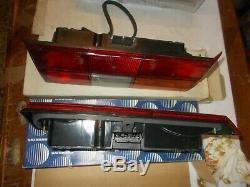 2 X Taillights Volkswagen Golf Gti Gtd 80-83 Rear Lights Right Left