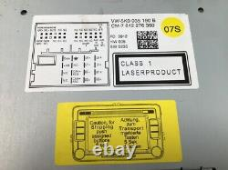 5k0035190b Radio Vw Golf VI (1k) 2.0 Gti 155 Kw 211 Ch (04.2009-11.2012)