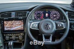 7 Vw Golf Jetta, Polo, Derby Line Vento Gtd R Gti Gte Steering Wheel Buttons