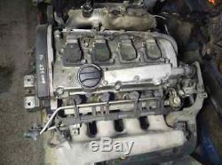 Agu Complete Engine Volkswagen Golf IV Saloon (1j1) Gti 1997 166360