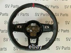 Alkantara Dsg Gti Multifunction Steering Wheel For Vw Jetta Golf Passat