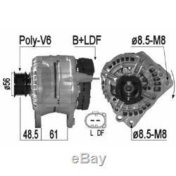 Alternator Volkswagen Polo (6n2) 1.6 16v Gti 92kw 125cv 10/199909/01 Eb1138s V