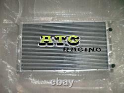 Aluminium Radiator For Volkswagen Vw Golf Mk3 Gti Vr6 94 95 1994-1998