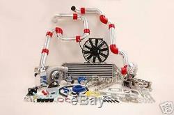 Audi Volkswagen 1.8t A4 Golf Tee Gti T3 / T4 Turbo Kit 20v Vw 20valve T3t4 1.8l