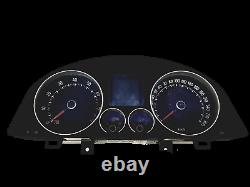 Block Counters Speed Vw Golf Mk5 Gti 1k6920874 110080340008 Vdo