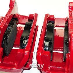 Braking Before Vw Golf 7 Gti Clubsport S Calipers 340mm Brake Discs New