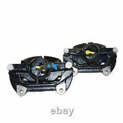 Braking System Before Vw Golf 7 R Performance Brake Calipers Drilled Discs