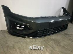 Bumper Before Facelift Golf 7 Gti Gtd Volkswagen Oem New With Default B