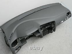 Dashboard Cockpit Titanium Panel Black Vw Golf 7 5g Gti Gtd R