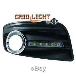 Daytime Running Lights Gti Version Volkswagen Golf 5 From 03 To 08