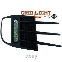 Daytime Running Lights Version Of Gtd / Volkswagen Golf Gti 6 From 08 To 12