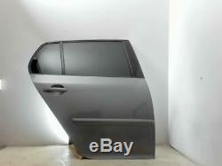 Door Right Rear Volkswagen Golf Gti V Gasoline / R24270457