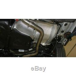 Exhaust Central Free Fox For Volkswagen Golf Gti 7