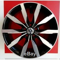F893 Bd Kit 4 Alloy Wheels 18 X Volkswagen Golf 5 6 7 V VII VII Gti Gtd