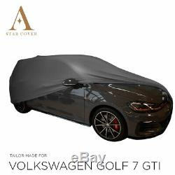 From Tarpaulin Protection Compatible With Volkswagen Golf Gti 7 For Interior Gray