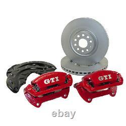 Front Braking Vw Golf 7 VII Gti Performance Extenders - 340mm Brake Discs