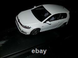 Golf VII Gti Herpa 1/43 Very Rare Dealer