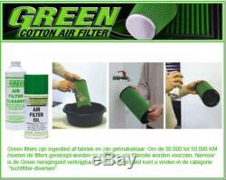 Green Volkswagen Golf 3 2.0l Direct Intake Air Kit Gti 16v 150cv 92-97