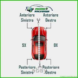 Headlight Front Right P Black Xenon DX Volkswagen Golf VII Gti 12- 16
