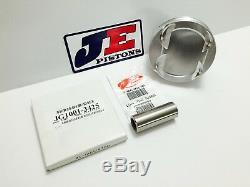 I 81mm 8.51 Pistons From 1986 To 1989 Volkswagen Golf Gti Mk2 Mk2 1.8l Kr / Pl