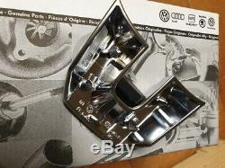 Insert Original Vw Golf VII 7 Mkvii Flying Plate Chrome Gti Badge 5k0419685putf