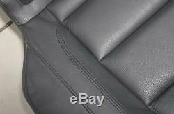 Interior Solutions Session Back Seat Holder Vw Golf Gti 6 5k Black Leather