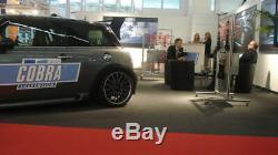 Lowering Springs Volkswagen Golf VI 2.0tsi Gti / Gtd 2.0tdi 04 / 09-09 / 12 -25mm Cobra