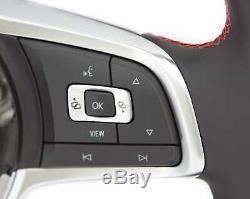 Multifunction Steering Wheel, Steering Wheel, Gti, Sport, Assistenz, Leather # Vw T-roc, Golf 7