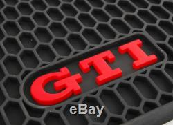 Nine D'origine Vw Golf Gti 13-17 Lhd Before Monster Mats 5gv061550041