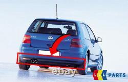 Nine Genuine Vw Golf Mk4 Gti V6 Bumper Bottom Border Spoiler Lip