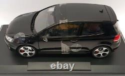 Norev 1/18 Scale Model 188502 2009 Vw Golf VI Gti Black