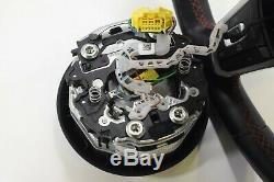 Oem Vw Golf Gti 7 Complete Steering Wheel With Multifunction 5g0880201j