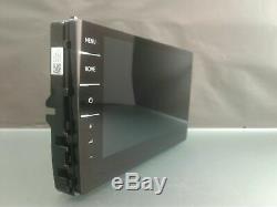 Orig. Vw Golf Gti 7 5g Facelift Control Unit Screen Display Navi 5g6919606