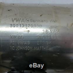 Original Catalyst 2,0tfsi Dlb Dlba Vw Golf Gti 7 VII Performance 180kwith245ps