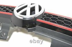 Original Grille Grille Emblem Vw Golf Gti 6 5k 5k0853651ak