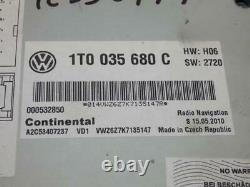 Original Volkswagen Golf 6 2.0 Tsi 16v Turbo Gti /r42330777