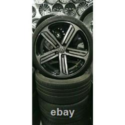 Original Volkswagen Rims - Pneus Golf R Gti Cadiz 19 Inches 5g0601025ah Vw