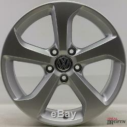 Original Vw Golf Gti VII 5g 17 Inch Rims Brooklyn 7,5x17 Et49 5g0601025ar