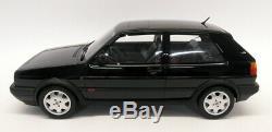 Otto 1/12 Scale Resin G044 Mk2 Volkswagen Golf Gti 16v Black