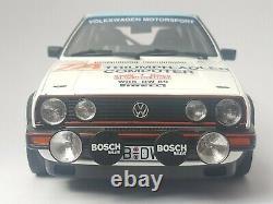 Otto Volkswagen Golf II Gti 16v Gr. A Rally Monte Carlo 1987 Eriksson Ot852 1/18