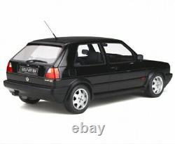 Ottomobile 112 Volkswagen Golf Gti Mk2 16v 1989 Limited No. / 999 Pcs Otto